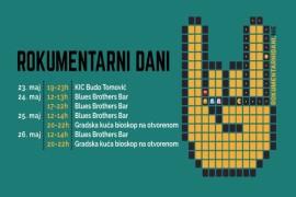 Nikšićki Rokumentarni dani ove godine počinju u Podgorici