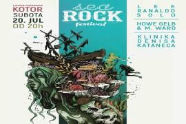 Sea Rock svetkovina: Li Renaldo i Klinika Denisa Kataneca, uz već najavljene Hau Gelba i M. Vorda