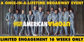 RECENZIJA: David Byrne – American Utopia On Broadway (Original Cast Recording)