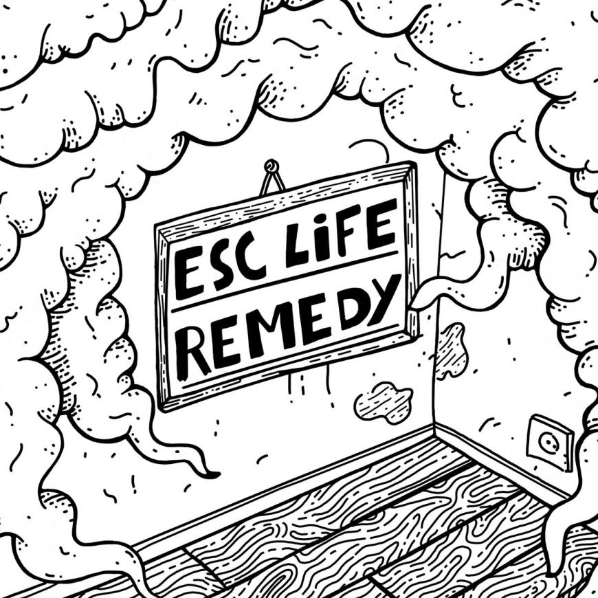 RECENZIJA: Remedy/ESC Life split