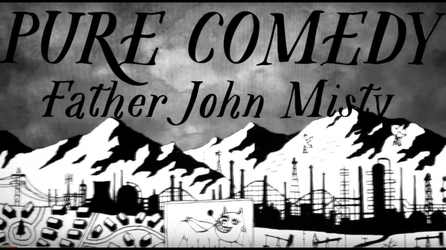 RECENZIJA: Father John Misty – Pure Comedy (2017)