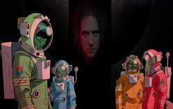 Robert Smit gost u pjesmi  Gorillaz (video)